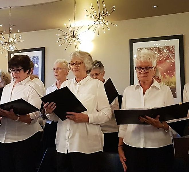 57 'Songs & Supper' at Olympus Restaurant 2018